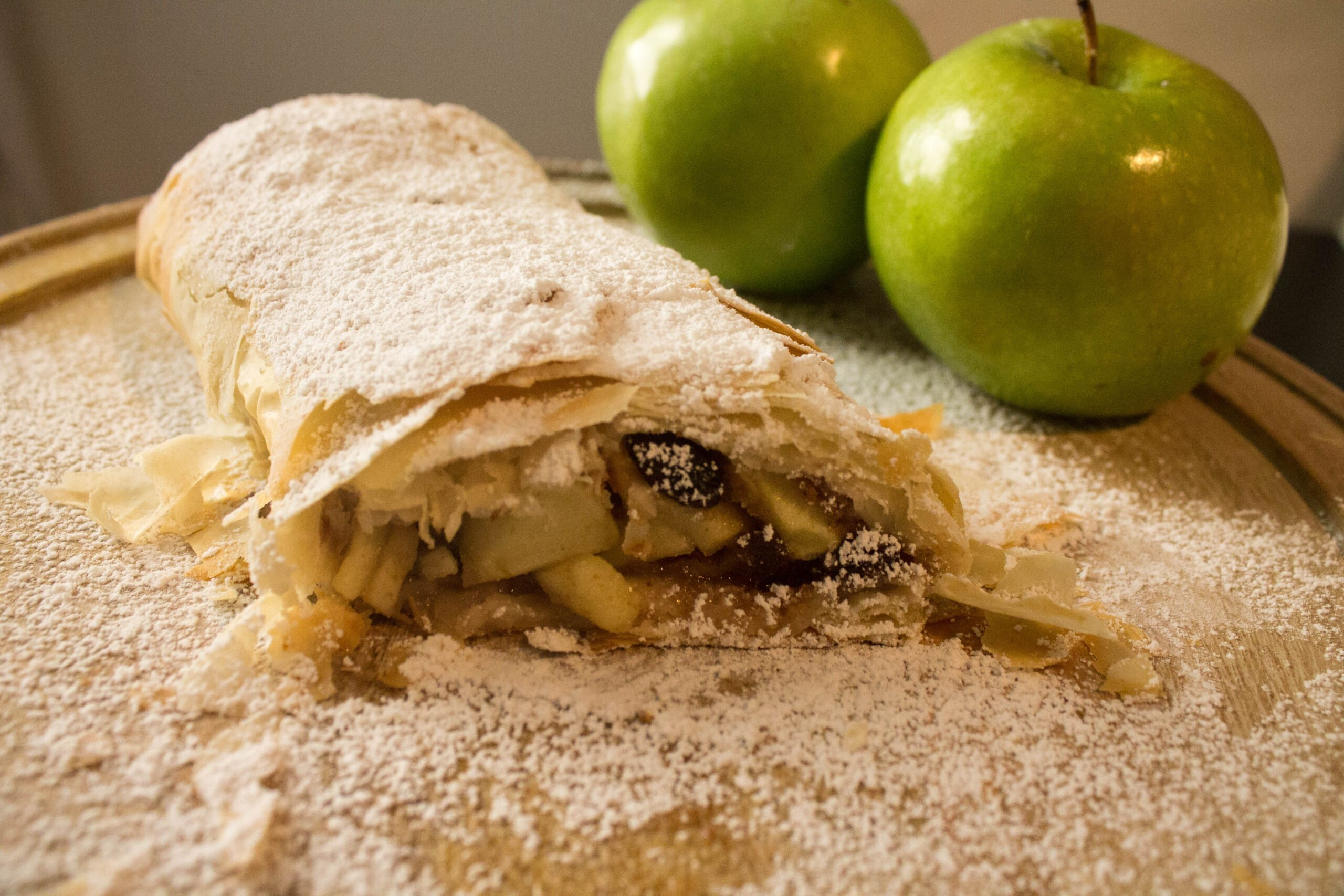 The World Cup Gourmet Series – Germany: Apfelstrudel (Apple Strudel)