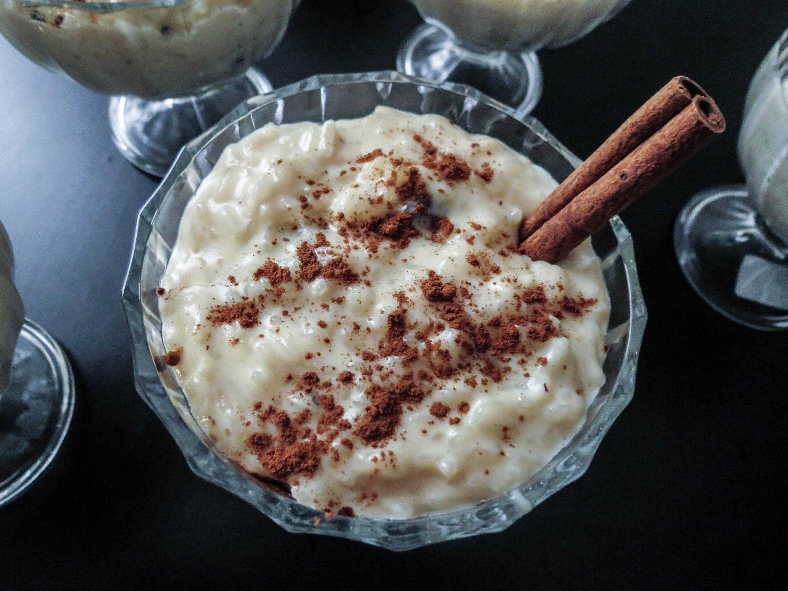 ... Cup Gourmet Series – Costa Rica: Arroz Con Leche (Rice Pudding