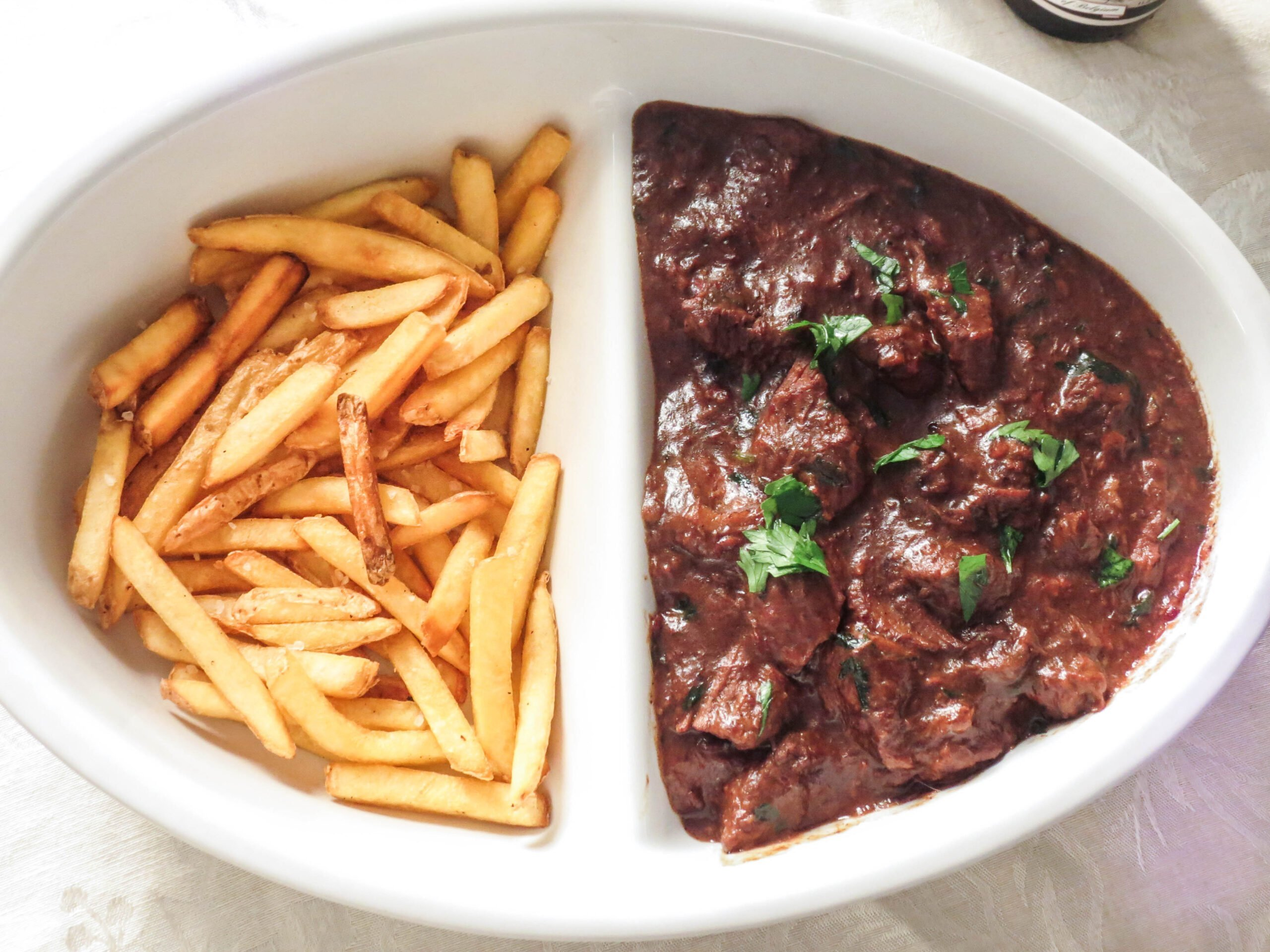 The World Cup Series – Belgium: Carbonnade Flamande (Beef and Beer Stew)