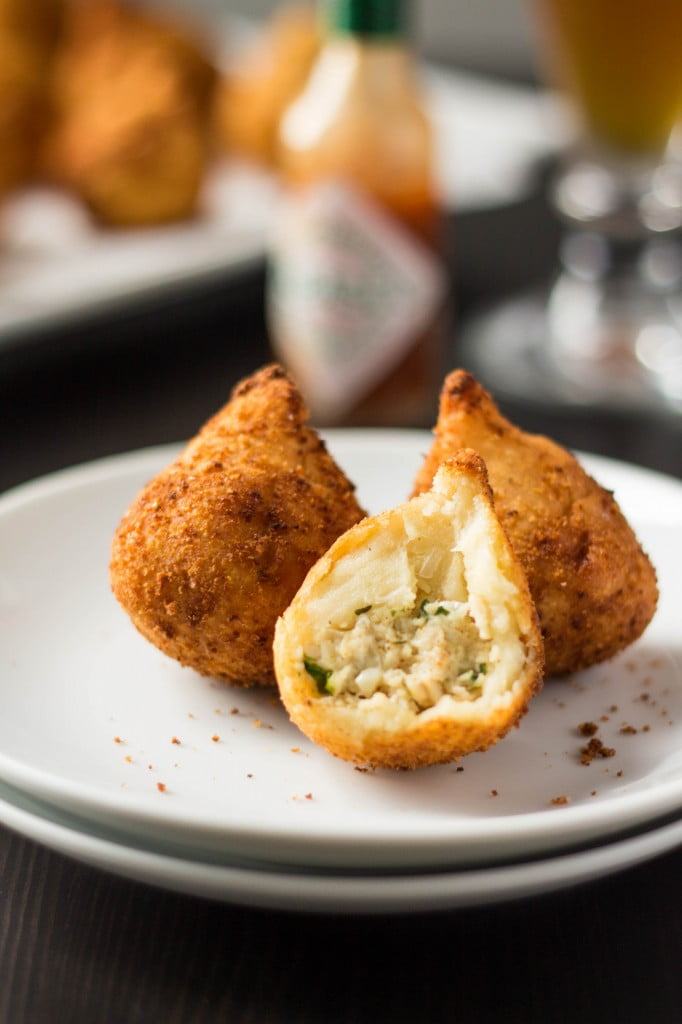 Coxinhas brazilian chicken croquettes olivias cuisine forumfinder Image collections