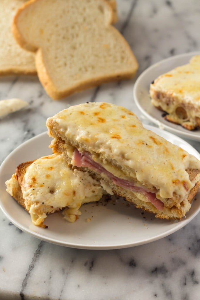 Croque Monsieur - Olivia's Cuisine