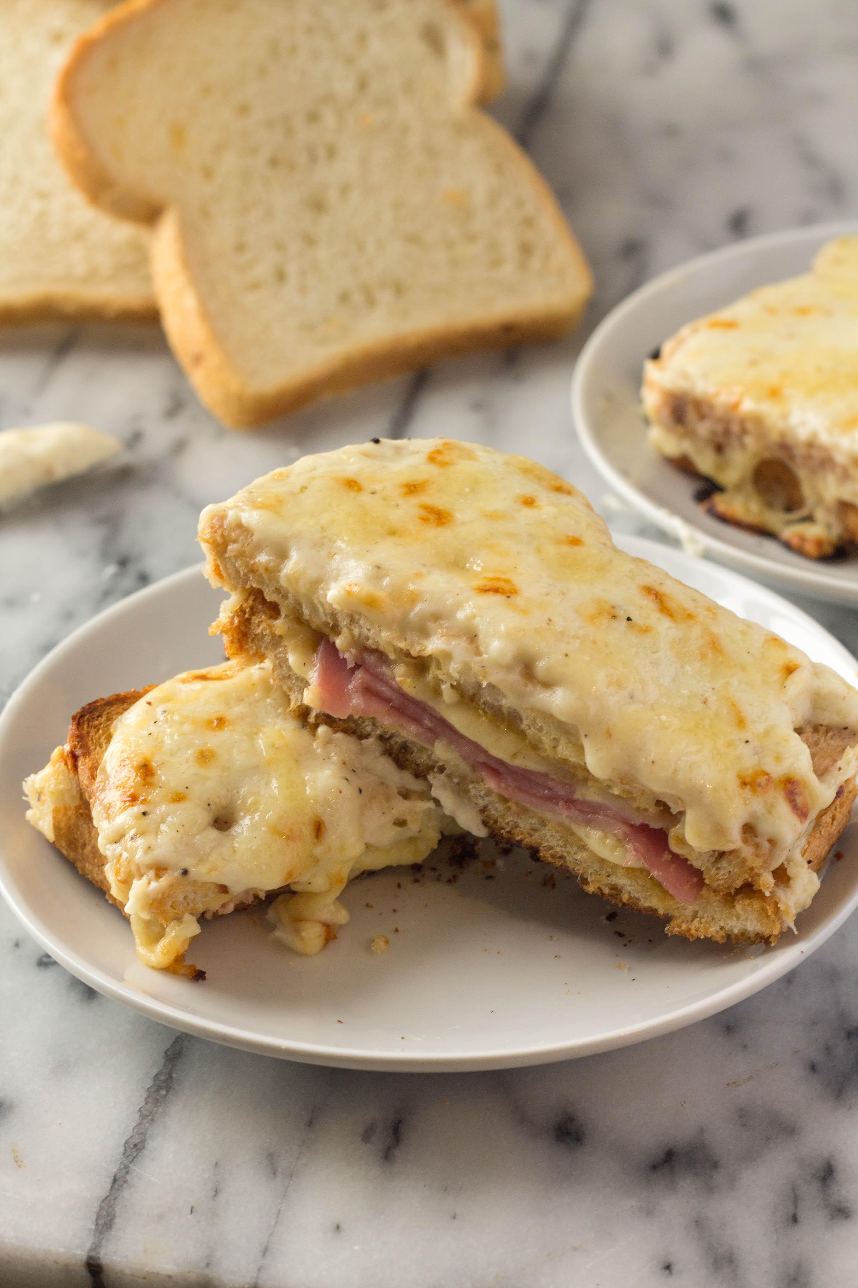 The World Cup Gourmet Series – France: Croque Monsieur
