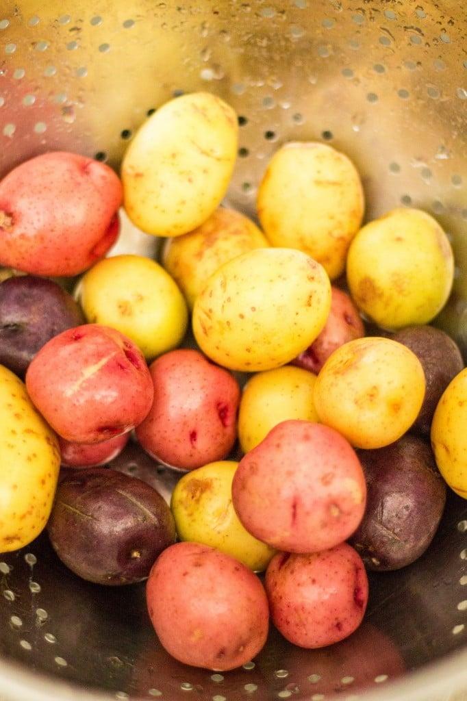 Confetti Baby Potatoes