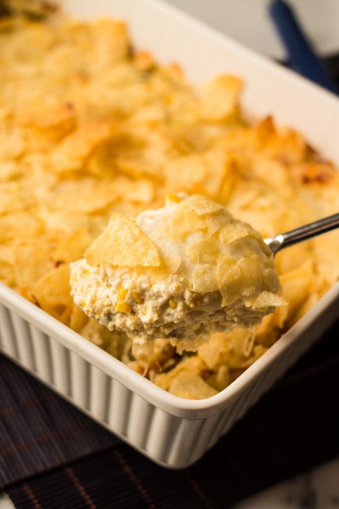 Chicken Fricassée Casserole | www.oliviascuisine.com