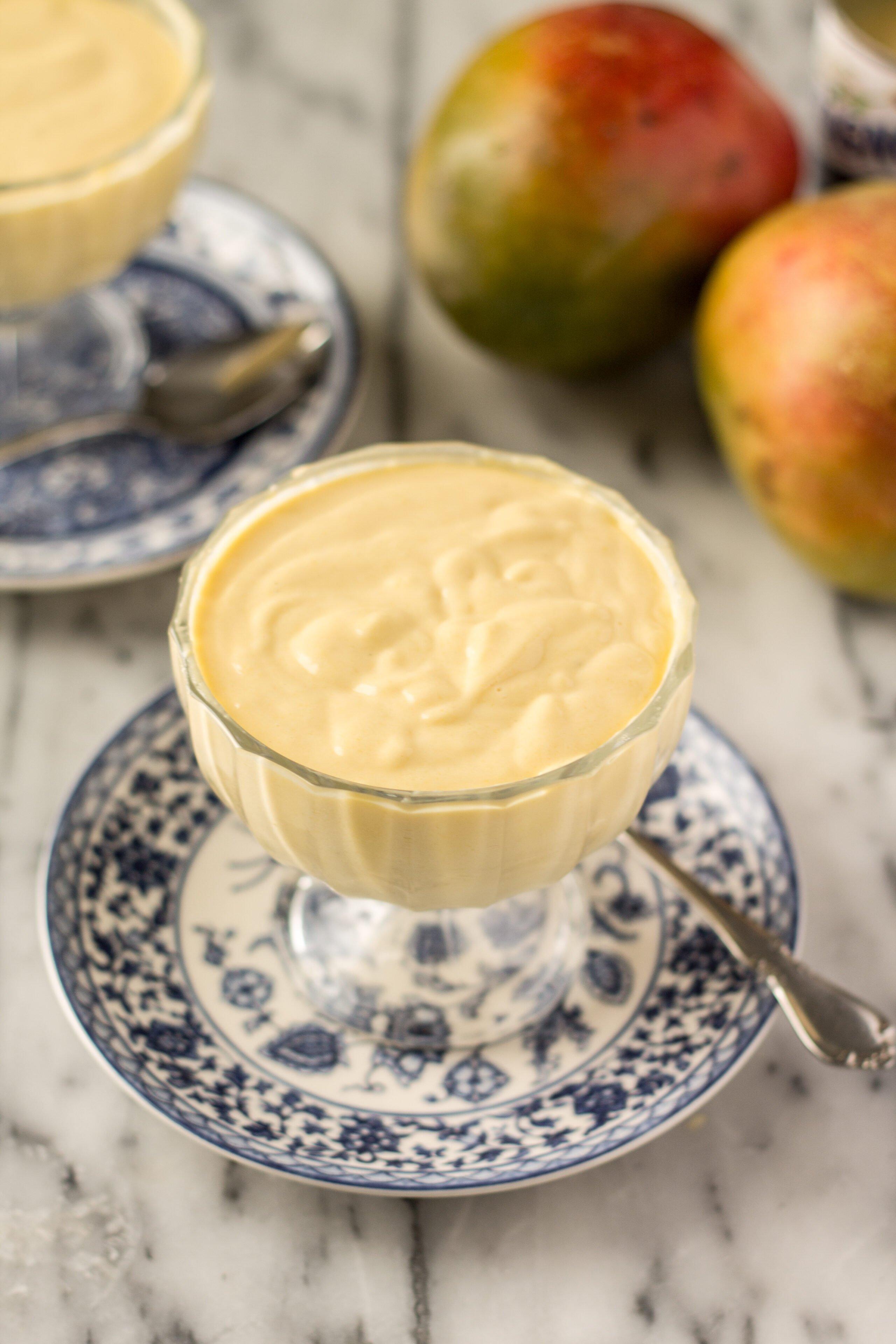 mango cream olivia u0027s cuisine