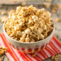 Dumbo's Peanut Butter Popcorn