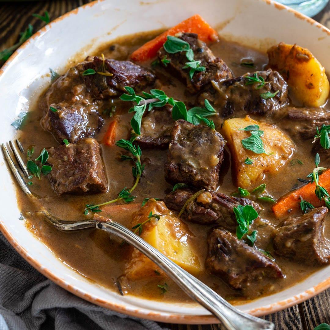 Olivia S Cuisine: Comforting Beef Stew