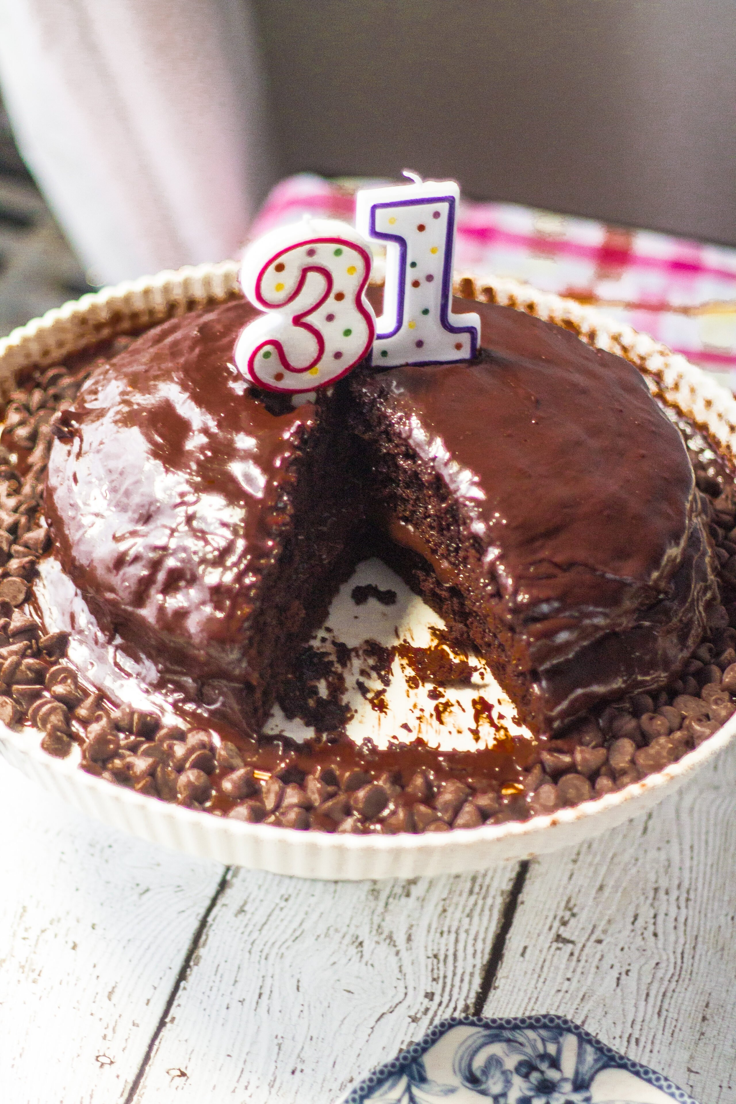 Magnificent Birthday Chocolate Cake Olivias Cuisine Funny Birthday Cards Online Overcheapnameinfo