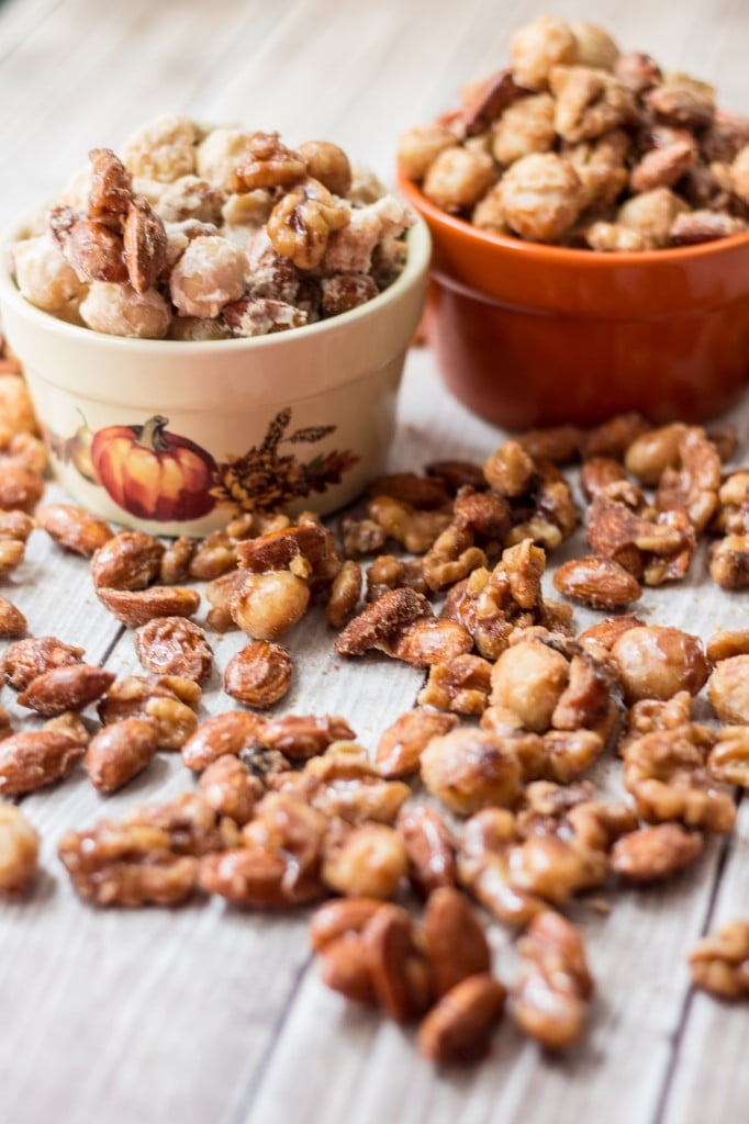 Homemade Candied Nuts | www.oliviascuisine.com