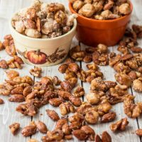 Homemade Candied Nuts