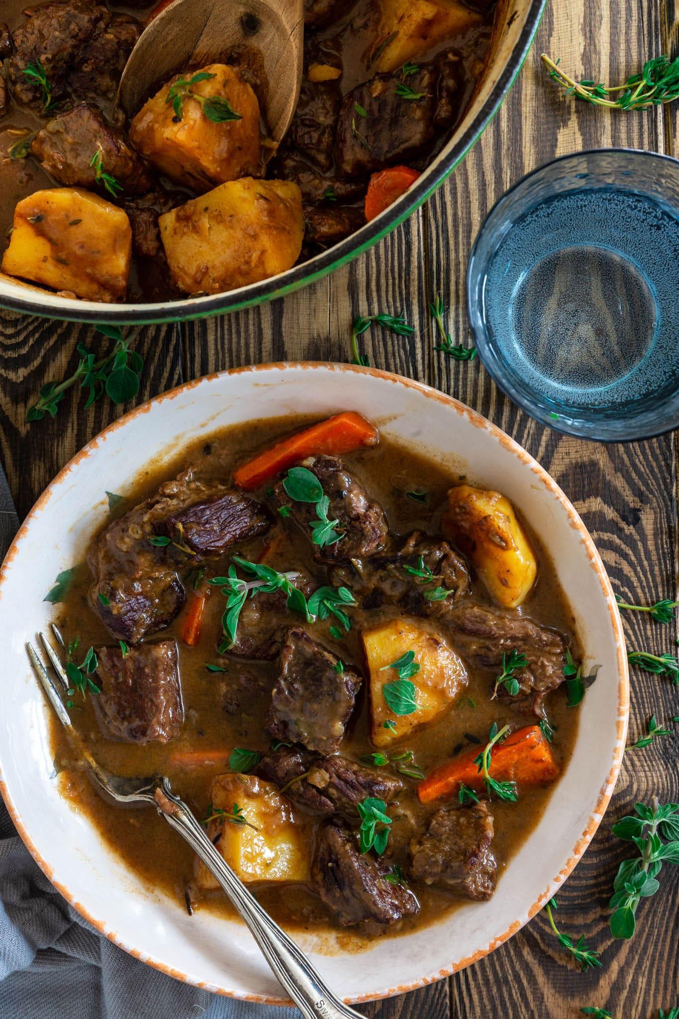 Comforting Beef Stew | www.oliviascuisine.com