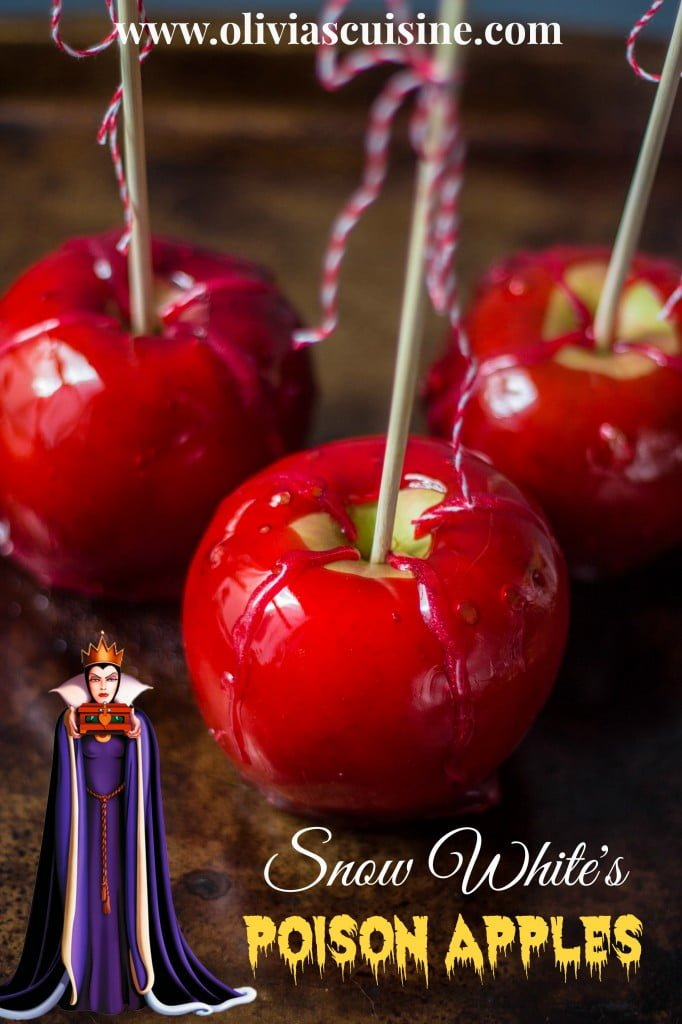 Snow White's Poison Apples
