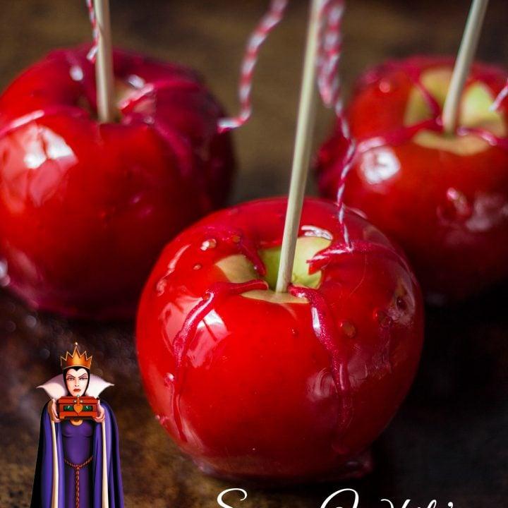 Snow White's Poison Apples