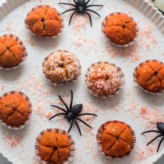 Pumpkin Brigadeiros (Truffles)