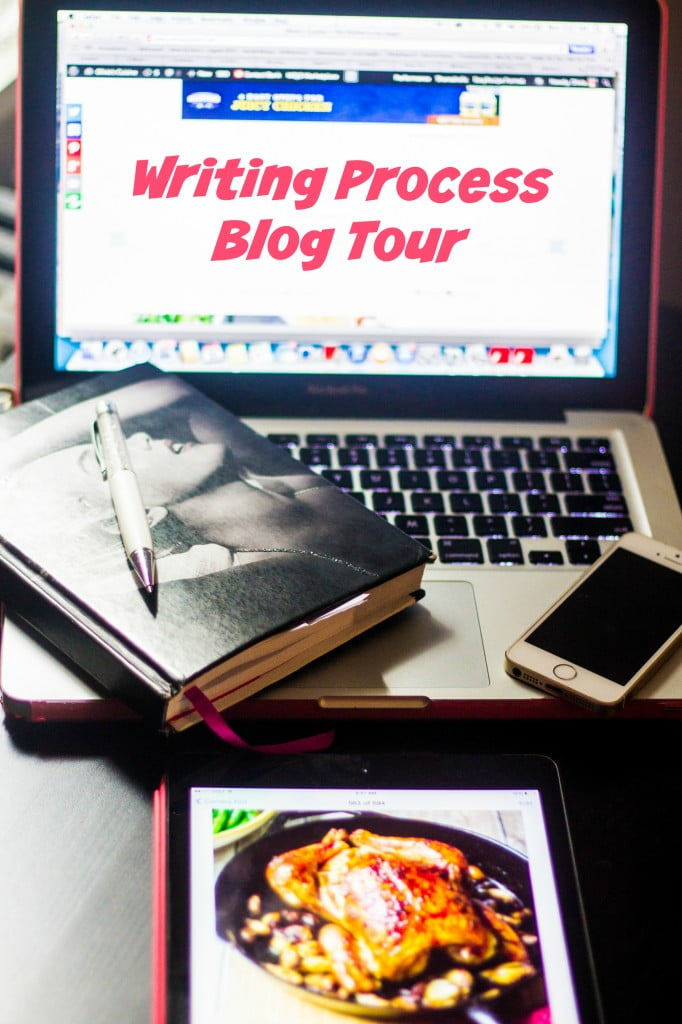 Writing Process Blog Tour | www.oliviascuisine.com