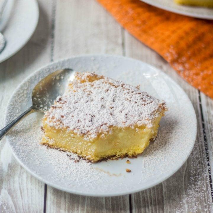 Creamy Brazilian Cornmeal Cake | www.oliviascuisine.com