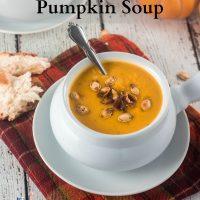 Cinderella's Pumpkin Soup