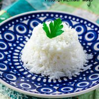 How to Cook Rice (the Brazilian way!)