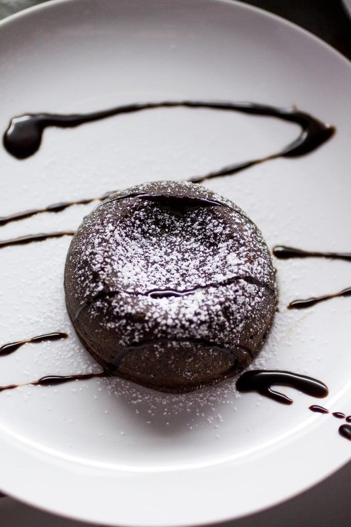 Chocolate Petit Gâteau | www.oliviascuisine.com