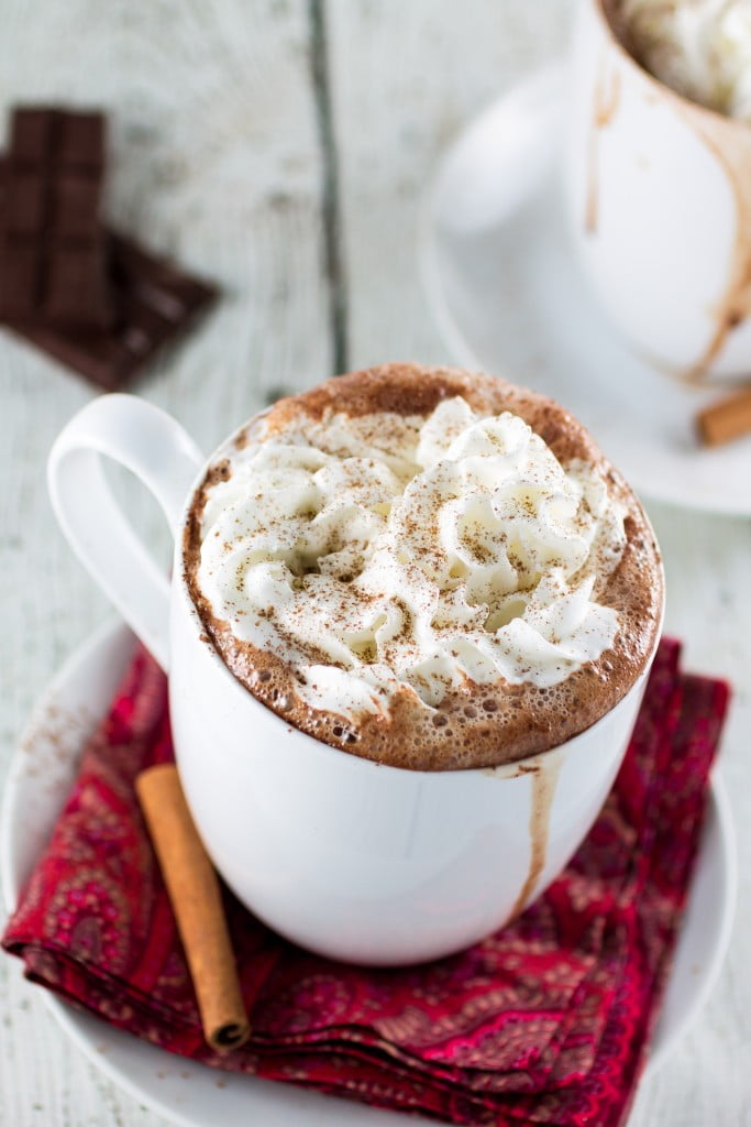 Mexican Hot Chocolate | www.oliviascuisine.com