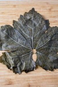 Meat & Rice Stuffed Grape Leaves   www.oliviascuisine.com