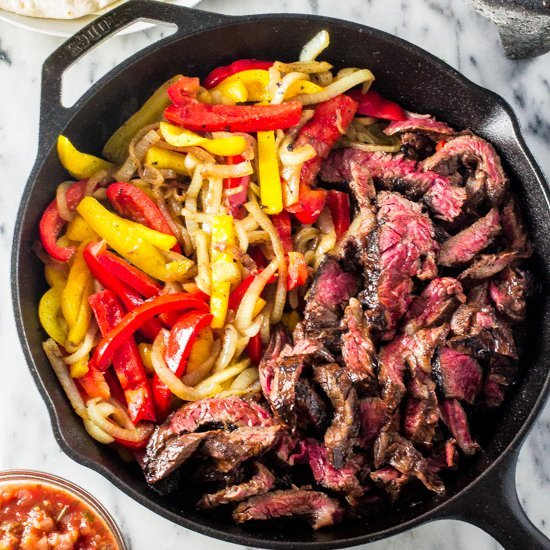 fajitas with steak fajitas b jpg skirt steak fajitas grilled fajitas ...