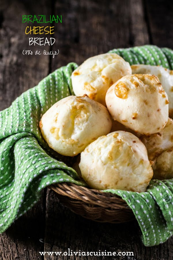 Strange Authentic Brazilian Cheese Bread Pao De Queijo Home Interior And Landscaping Palasignezvosmurscom