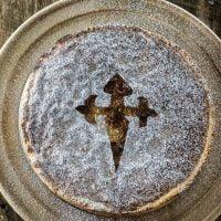 Torta de Santiago (Spanish Almond Pie)