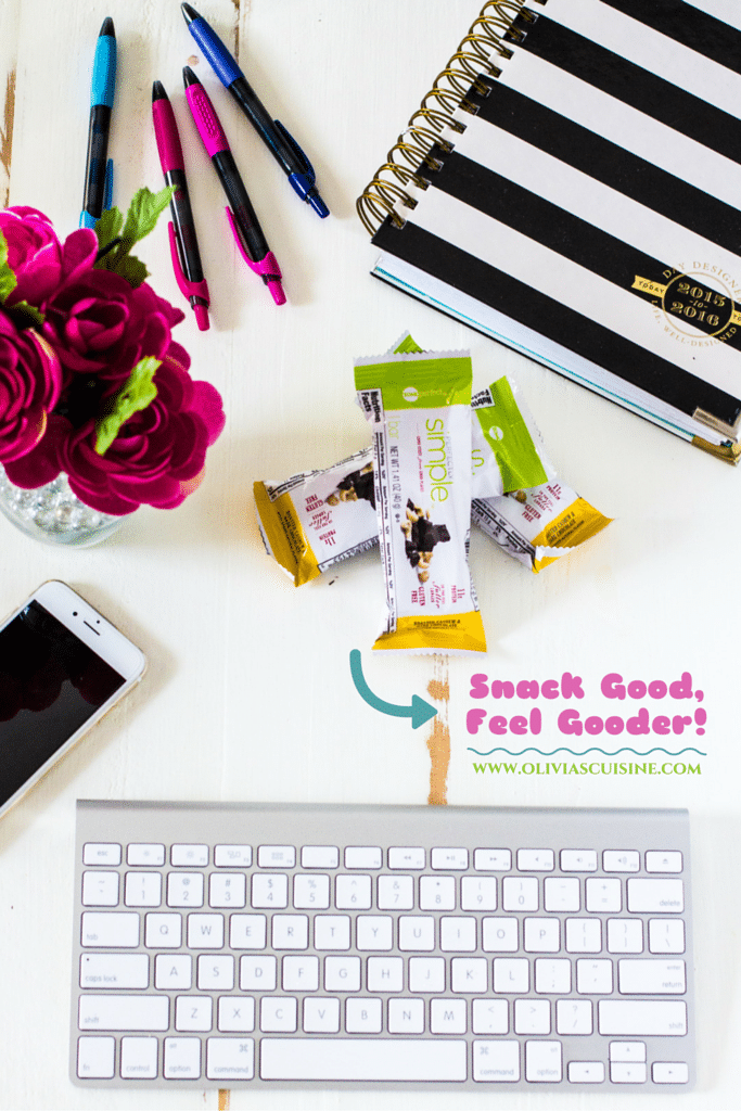 Snack Good, Feel Gooder! | www.oliviascuisine.com