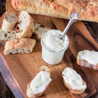 Requeijão (Brazilian Cream Cheese)