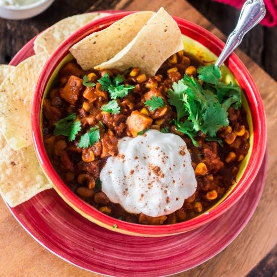 Olivia S Cuisine: Sweet Potato Chili