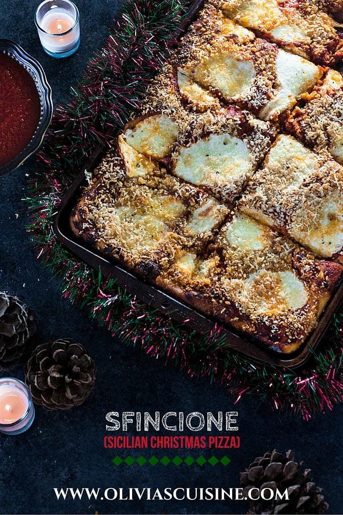 Sicilian christmas eve dinner