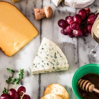 How to Assemble a Beautiful Cheese Board