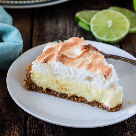 Olivia S Cuisine: Easy Key Lime Pie