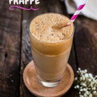 Greek Frappe