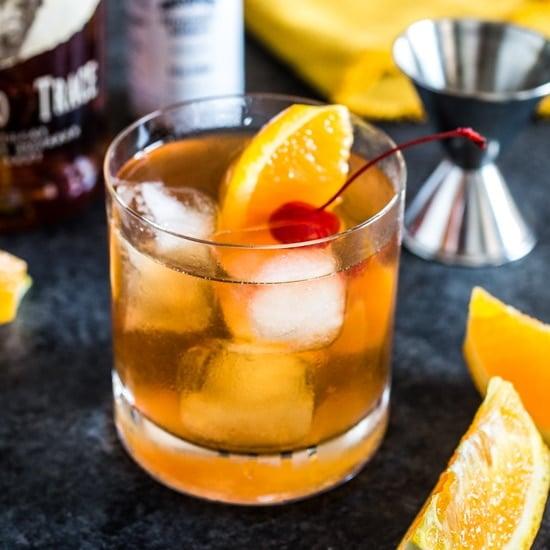 Bourbon Old Fashioned Olivias Cuisine