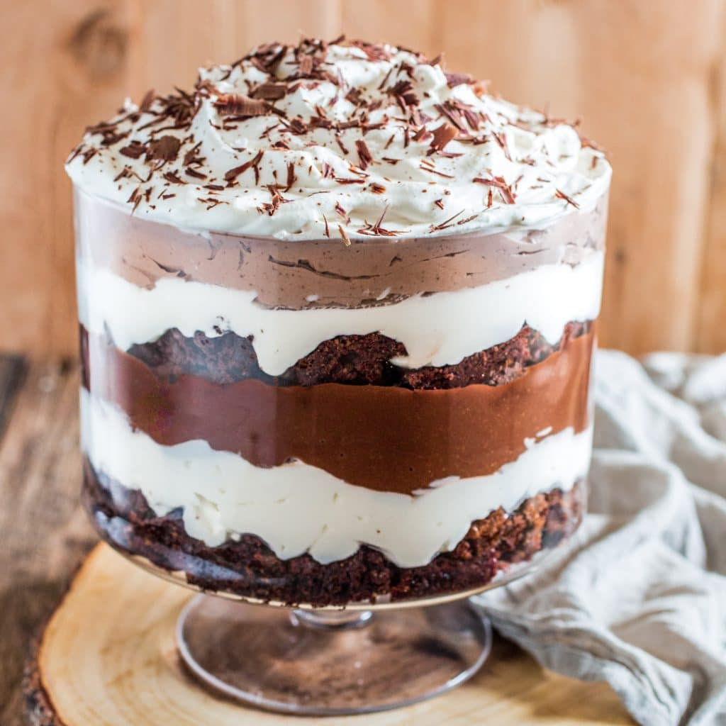 Brownie trifle olivia 39 s cuisine for Dessert cake ideas