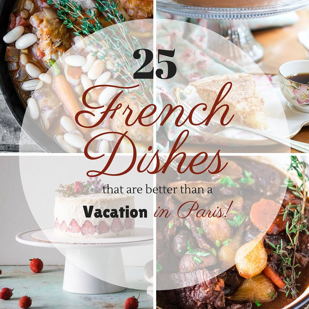 Favorite French Cuisine Ideas
