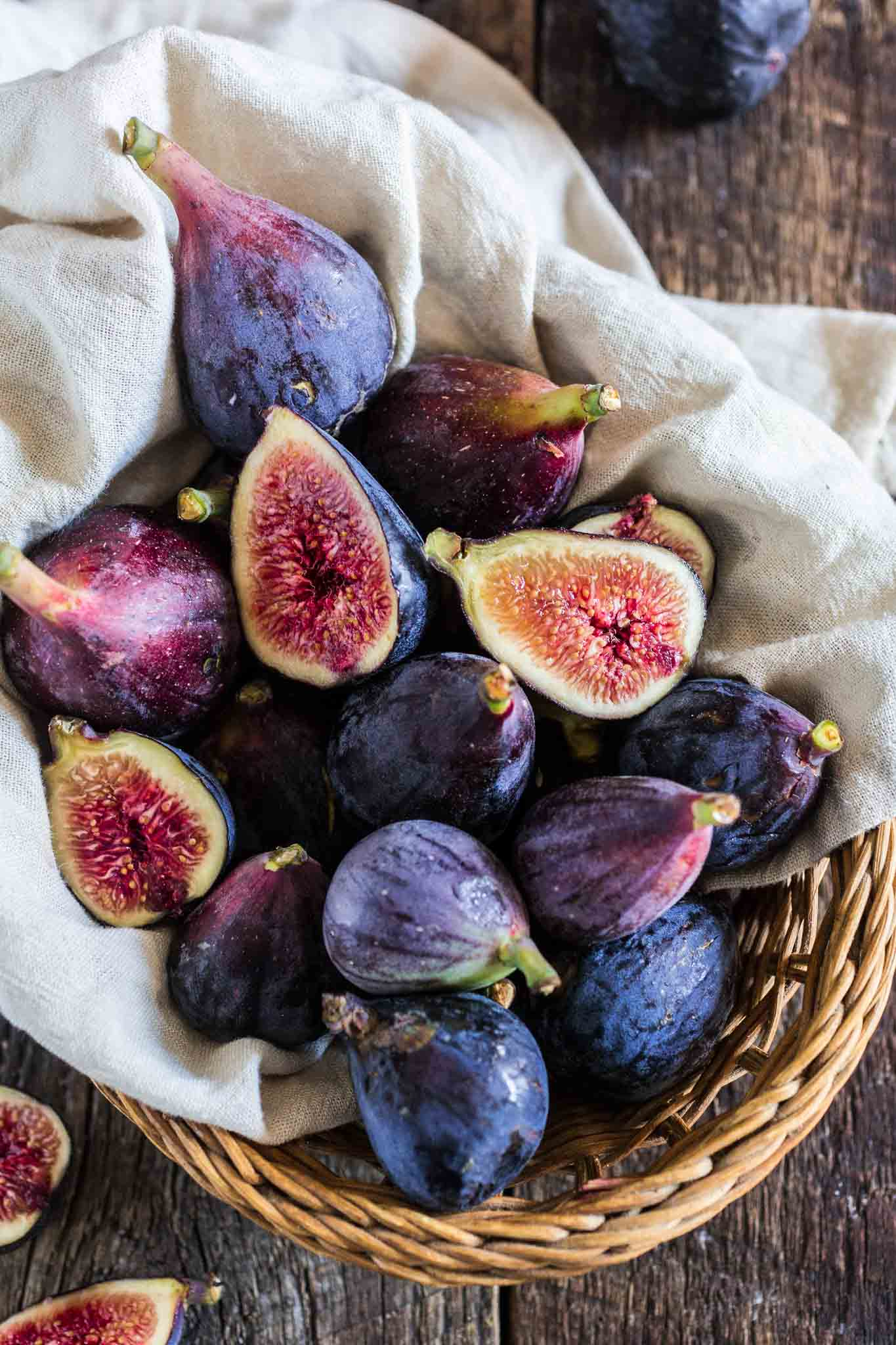 raw figs how to eat