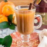 Slow Cooker Pumpkin Spiced Cider