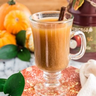 Slow Cooker Pumpkin Spiced Cider
