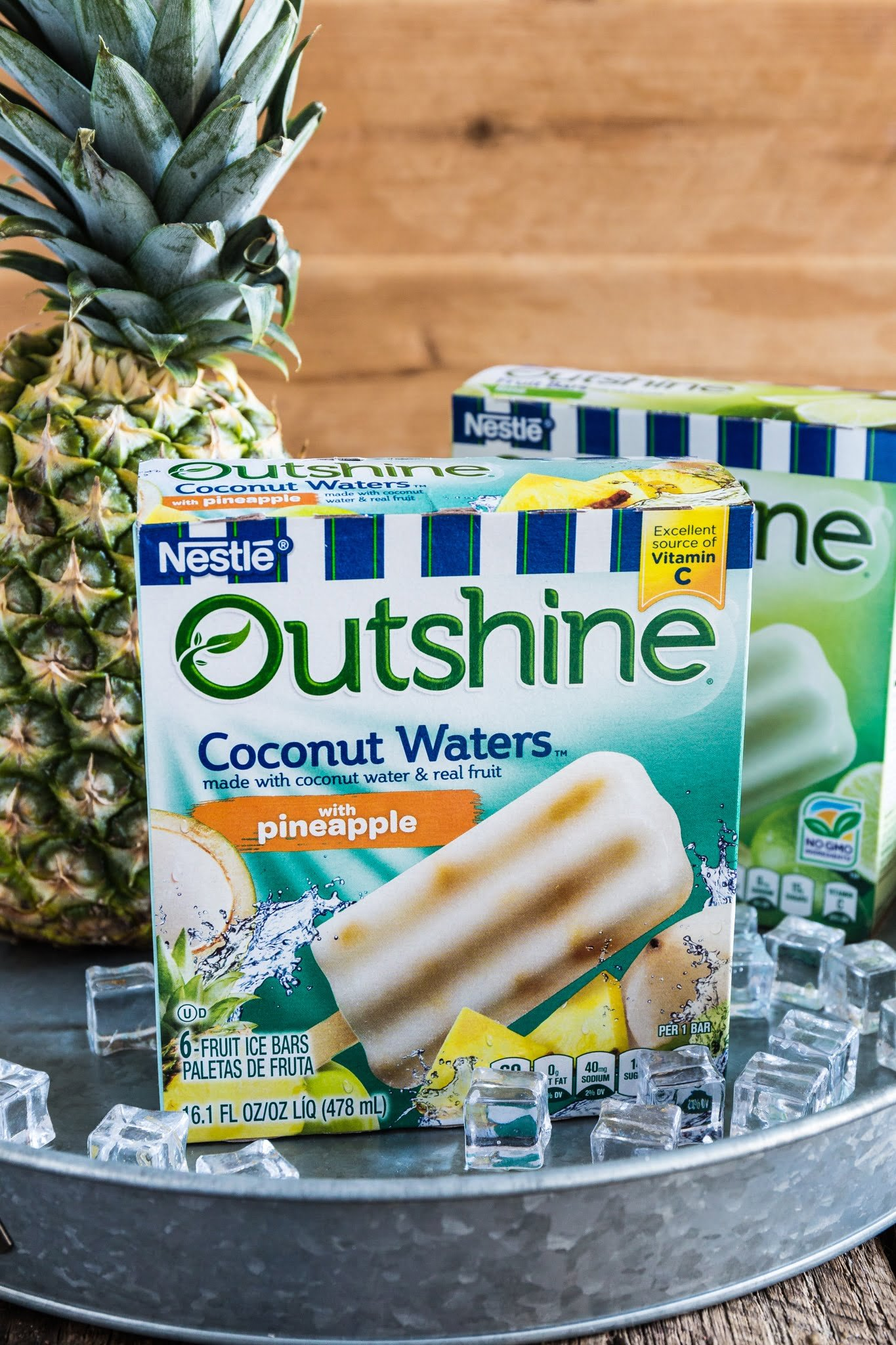 Pineapple Mint Fruit Bar Caipirinha | www.oliviascuisine.com | Summer is almost here and this Pineapple Mint Fruit Bar Caipirinha will be the hit of your parties! Sweet, refreshing and very easy to make. Who doesn't love that? (Recipe by @oliviascuisine.)