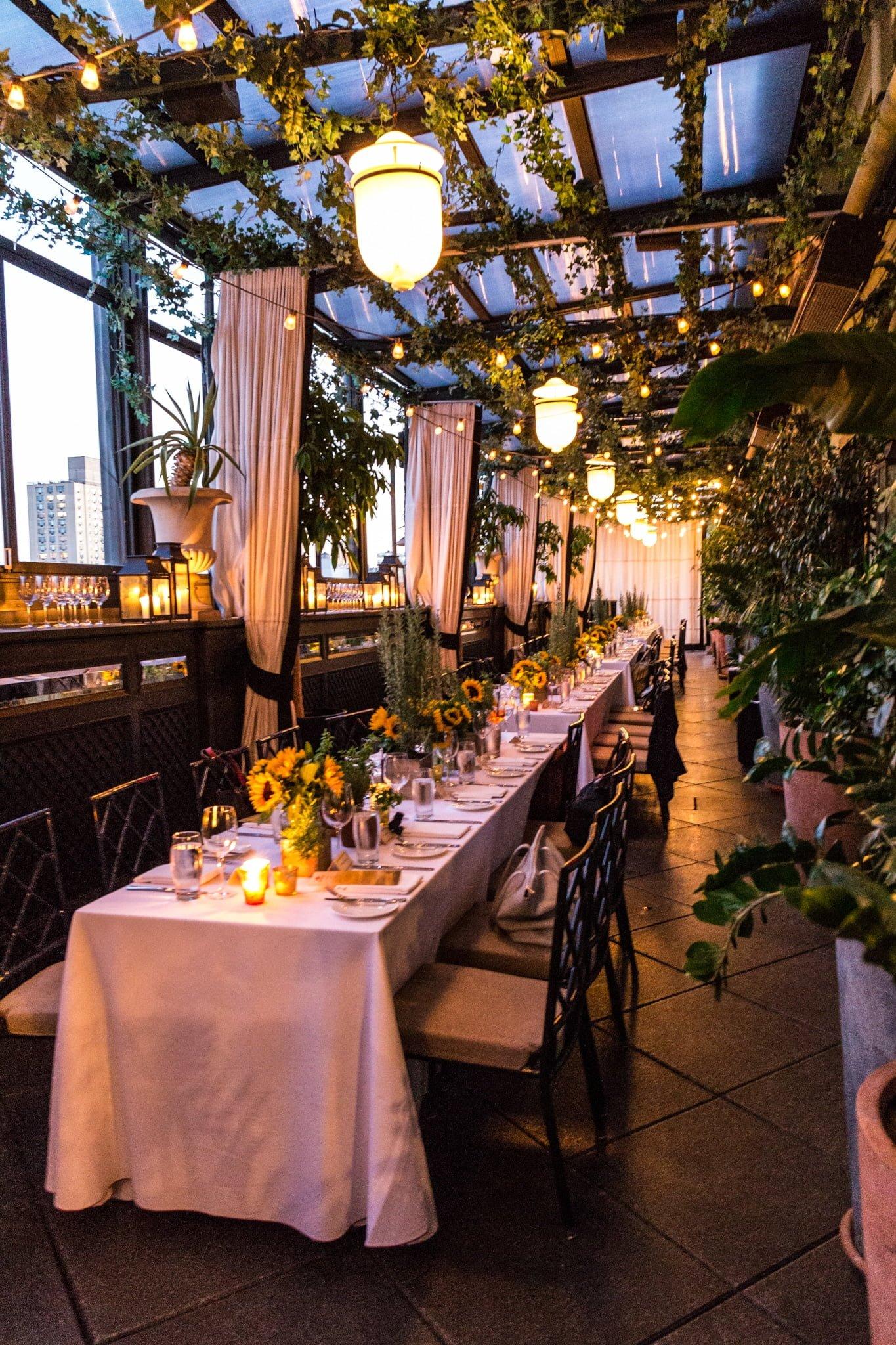 Gramercy Park Hotel - Bertolli event