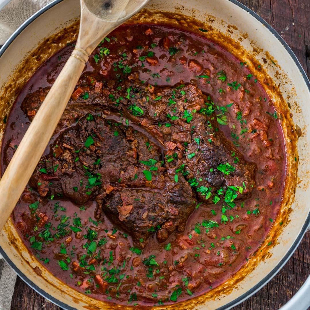 Olivia S Cuisine: Italian Pot Roast (Stracotto Alla Fiorentina)