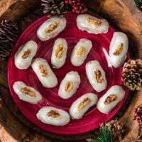 Brazilian Walnut Candy (Camafeu de Nozes)