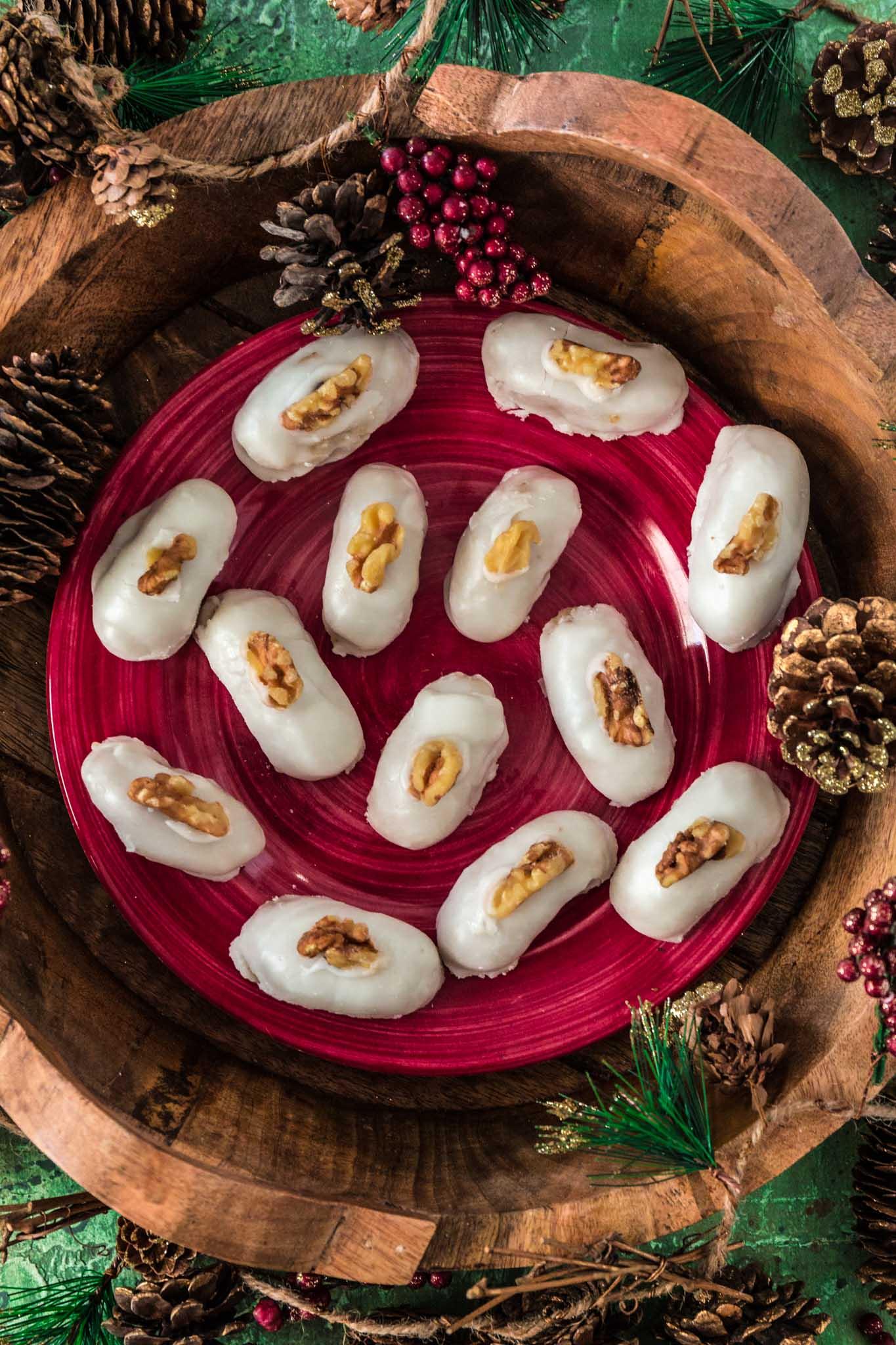 walnut candies