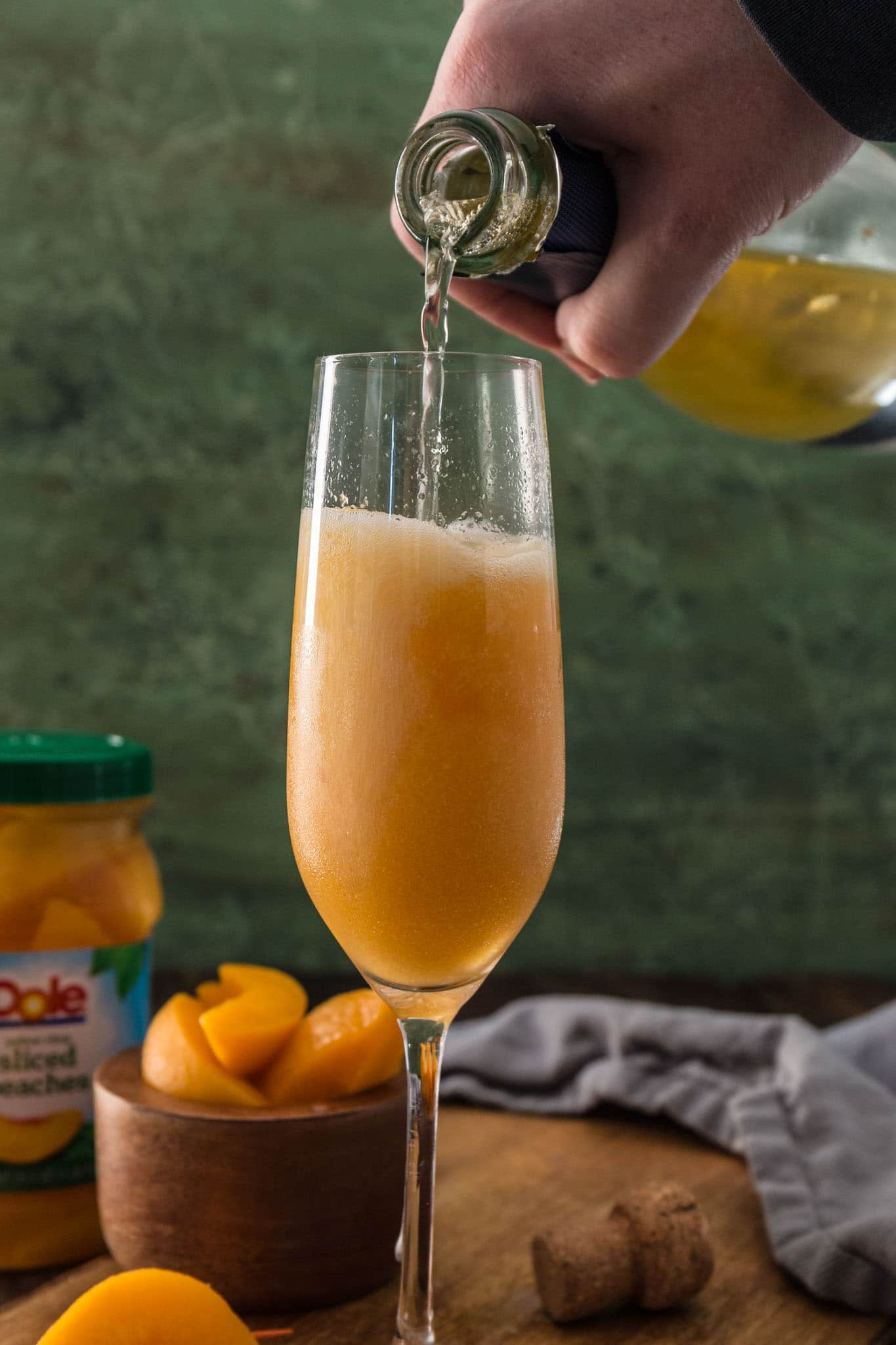 frozen prosecco cocktail