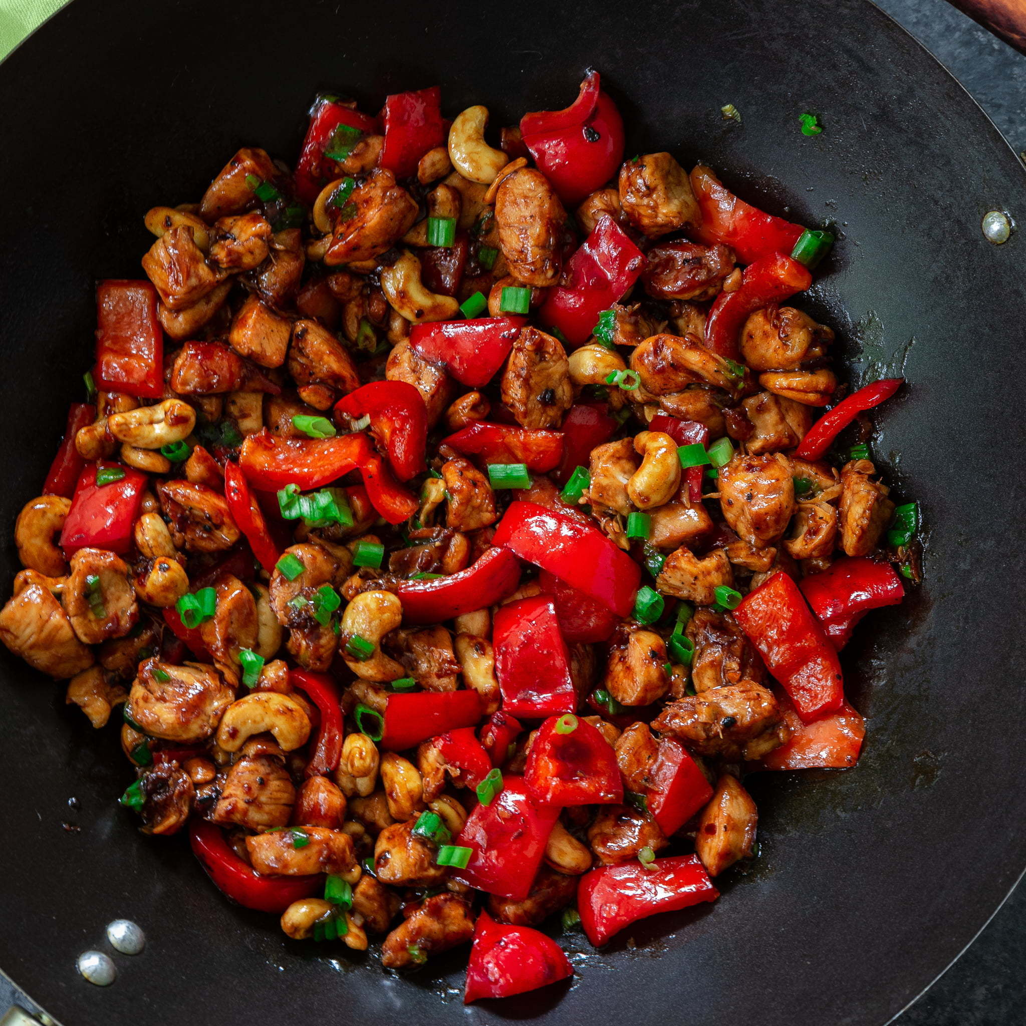 Olivia S Cuisine: Meal Prep Cashew Chicken
