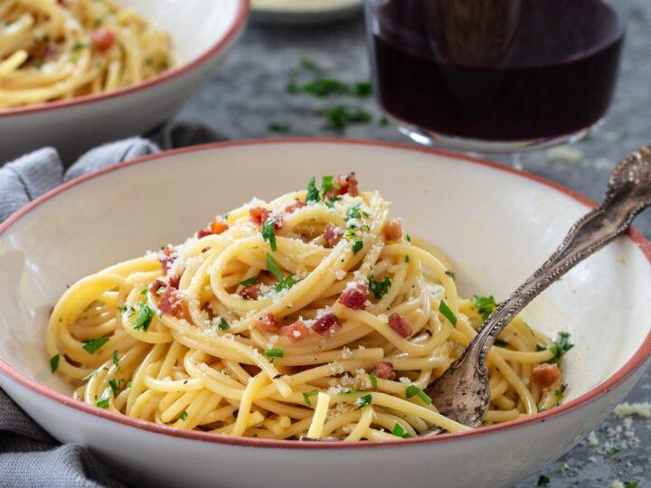 spaghetti pro person