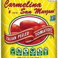 San Marzano Italian Whole Peeled Tomatoes